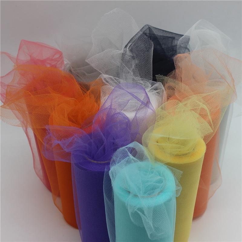25YardsCrystal Tulle Plum Organza Sheer Gauze for Table Runner and Home Garden Wedding Party Decoration