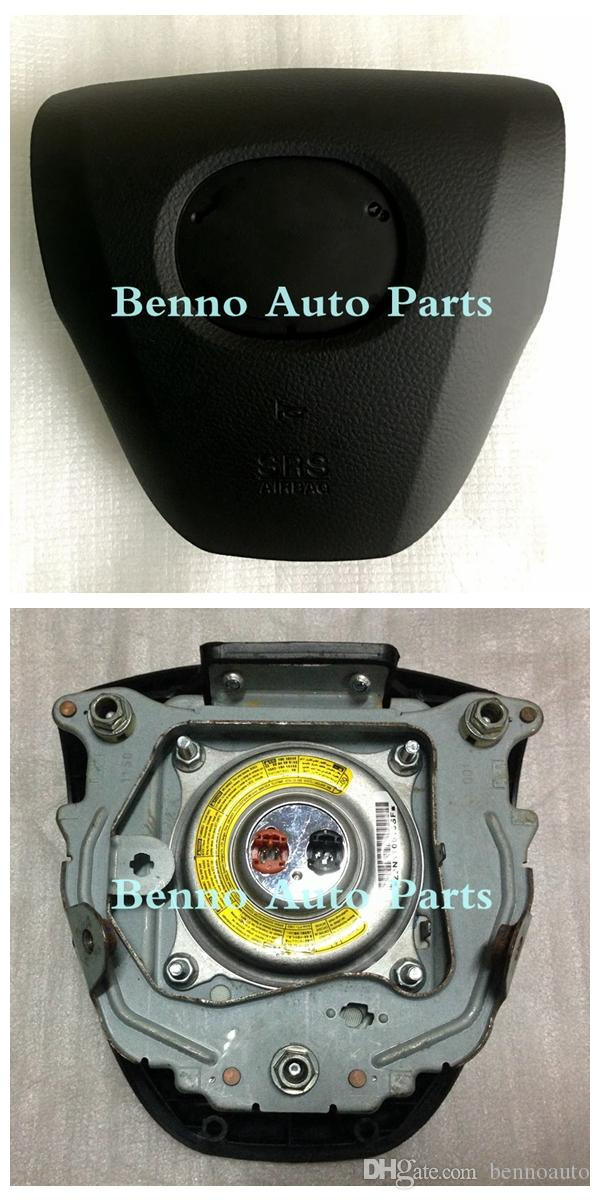 Complete SRS Airbag For Mazda 3 M3 Driver Steering Wheel Airbag With Logo Free Shipping