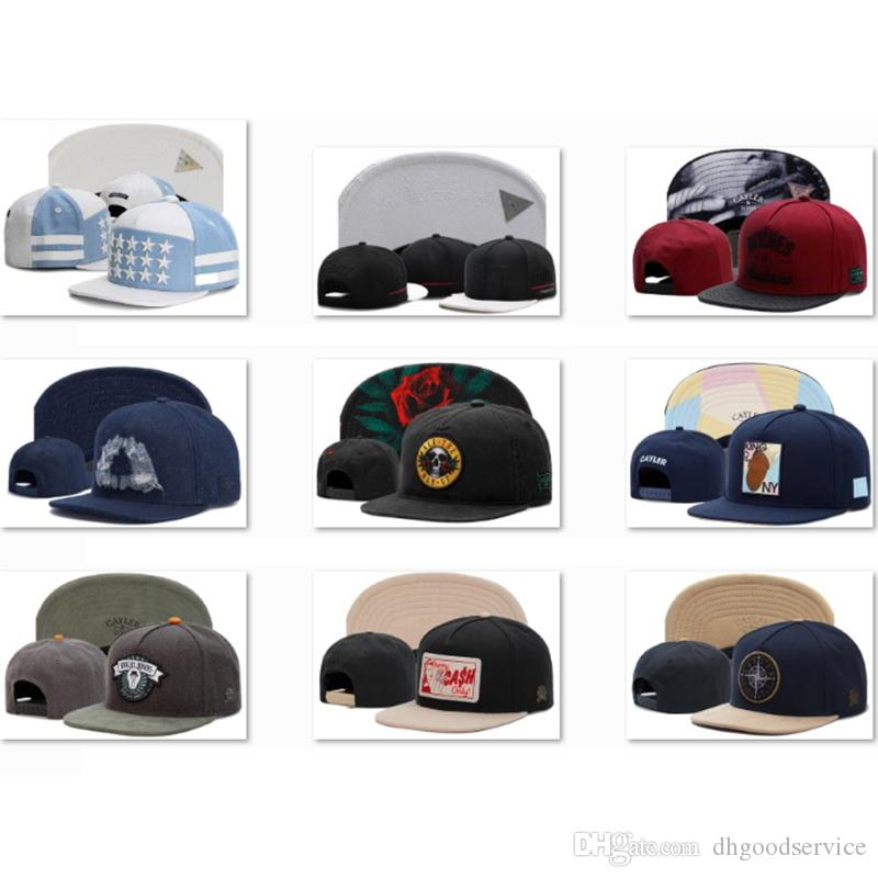 dc7186a2682 Cayler   Sons Baseball Cap La Flexfit Cap Snapback Rap Street Hats Luxury  Snapback Hats Sun Hat Best Quality Big Hat Casquette Luxe CS59 Flat Caps  For Men ...