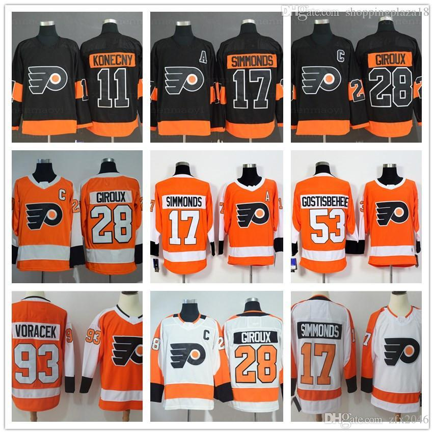 Philadelphia Flyers 28 Claude Giroux 53 Shayne Gostisbehere 11 ... cc5ab64e9