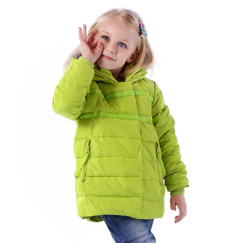 635c32084 Children Girls Winter Coats Down Jacket For Boys Fashion New Hooded ...