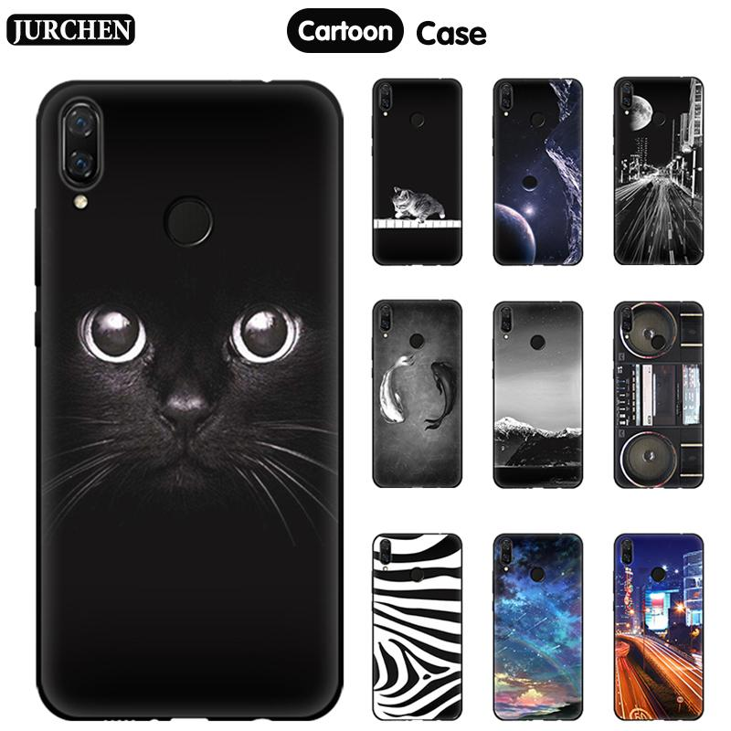 Phone Case For Huawei Nova 3 Cover For Huawei Nova 3i Case Cartoon Silicone  Soft Back Cover For Huawei Nova 3 3 I Case