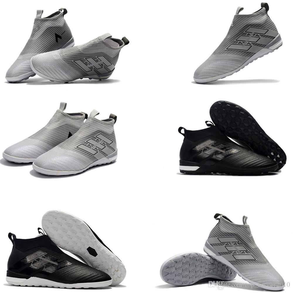 0b1f8d442159 2019 ACE 17 Purecontrol Messi Soccer Boots High Ankle ACE 17.1 Tango Pure  Control Football Shoes Indoor IC TF Soccer Cleats Turf From Top_soccer2010,  ...