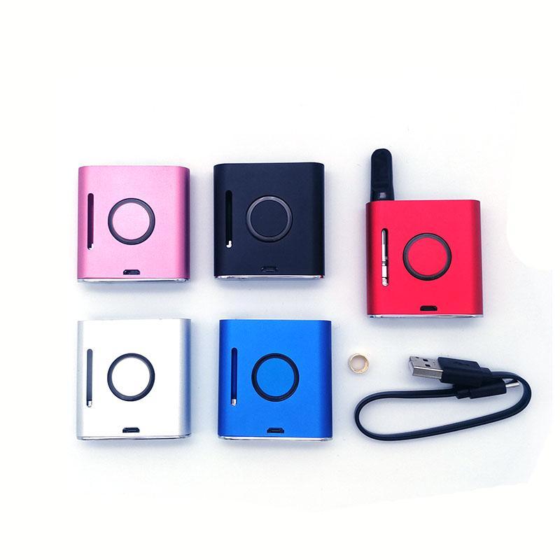 SQ MINI MOD Mystica Vape mod Vaporizer 510 thread Battery Preheat and  Variable Voltage Box vape mod Fit Wax Oil Cartridge Vaporizer
