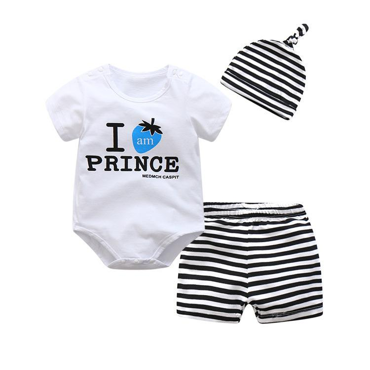 f42169e9f393 2019 BibiCola 2018 New Summer Baby Boys Clothing Set Short Sleeve ...
