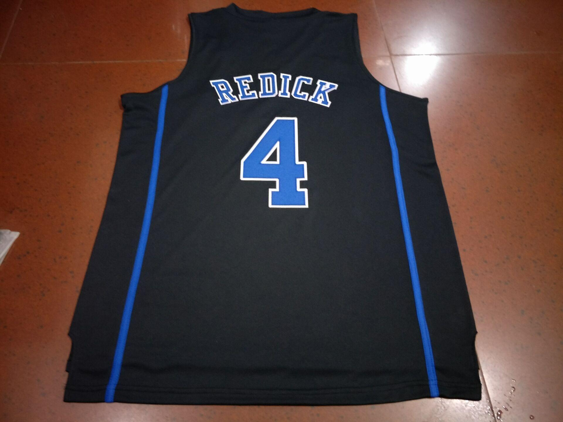 0486bcfdc028 ... official 2019 men duke blue devils 4 jj redick duke blue devils white  blue black size