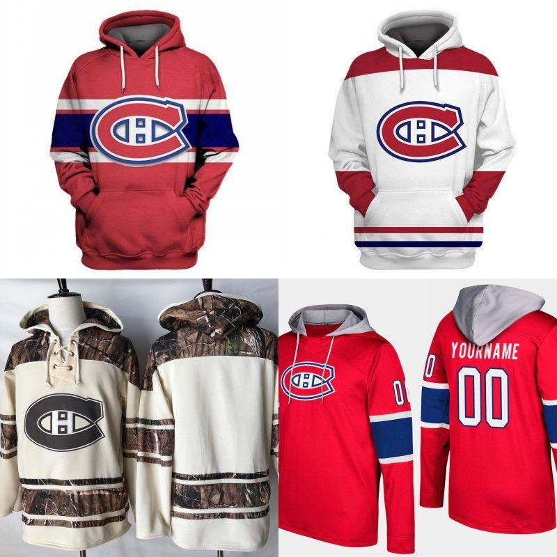 timeless design fd238 bacb5 Montreal Canadiens Hoodie Jersey Mens 13 Max Domi 6 Shea Weber 11 Brendan  Gallagher 31 Carey Price 37 Antti Niemi Hockey Jerseys
