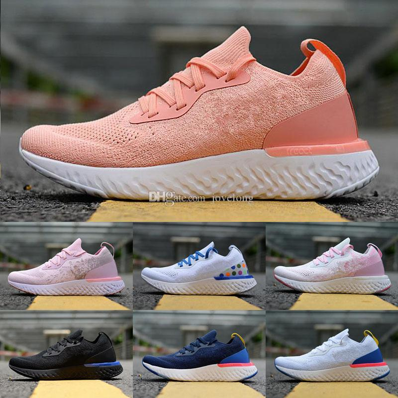 Epic React Instant Go Fly men women kids outdoor shoes mesh Breathable sports Athletic designer sneakers outdoor shoes