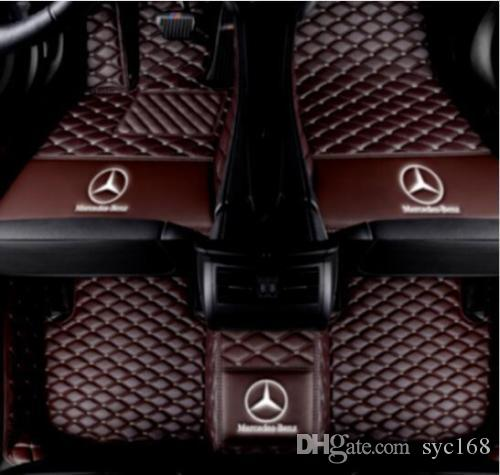 For Mercedes Benz S-Class (W221) 2004~2013 NEW Floor mats GENUINE DESIGNO