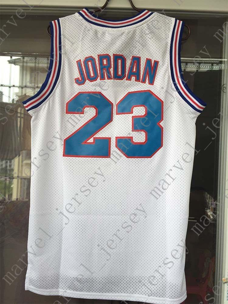 2019 Cheap Custom Space Jam Michael Jersey Tune Squad Looney Toones Jersey  Stitched Customize Any Name Number MEN WOMEN YOUTH JERSEY XS 5XL From ... e4c6c790d