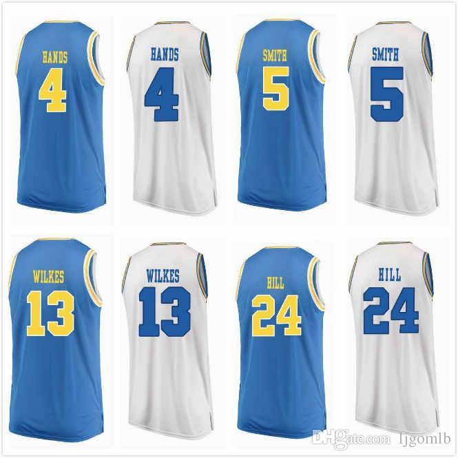 47983de8e Kris Wilkes Jersey 13 Jaylen Hands 4 Jalen Hill 24 Chris Smith 5 ...