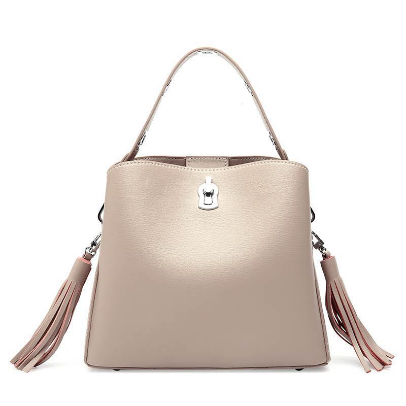 Frauen Neue Tasche Handmadecross Body Bag Handtasche Weibliche Schulter Lässig Taschen Handtasche Mode Quaste Messenger Shopper Einkaufstasche