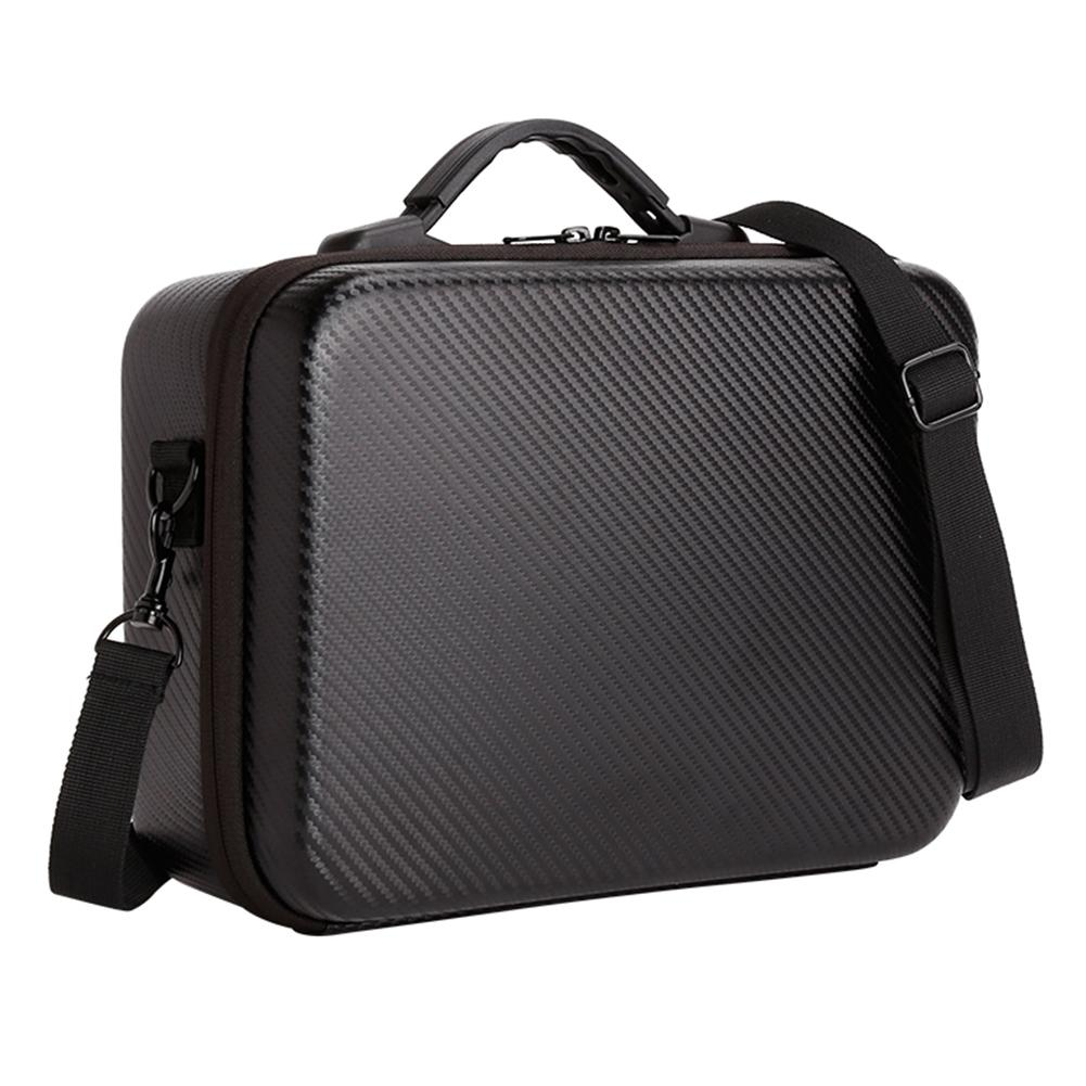 410e6467a7d 2019 Storage Bag For DJI Mavic 2 Pro Zoom Drone Carrying Case PU Shoulder  Bag For Handbag Protective Backpack Drone Box Parts From Blithenice, ...