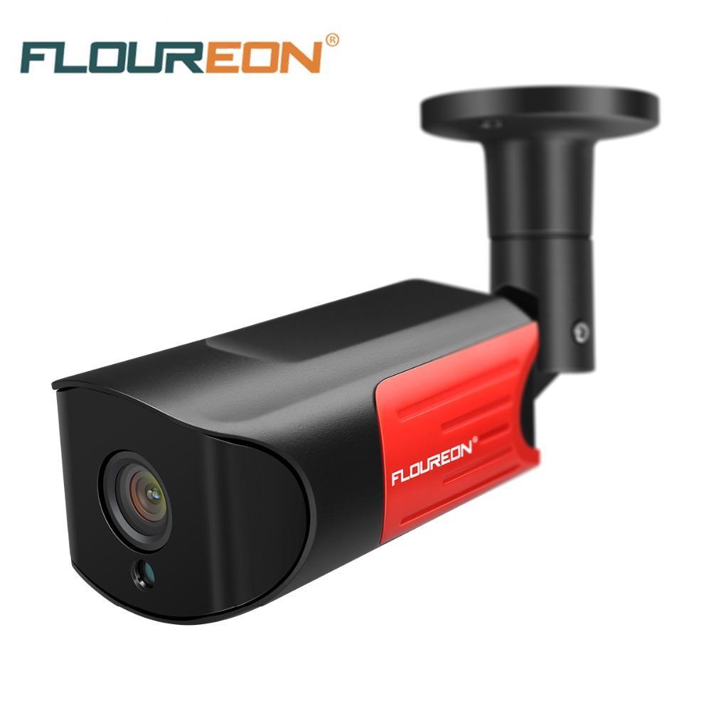 Floureon new arrival 1440P 4 0 Megapixel CCTV security camera Waterproof  POE Security CCTV IP Camera Night Vision