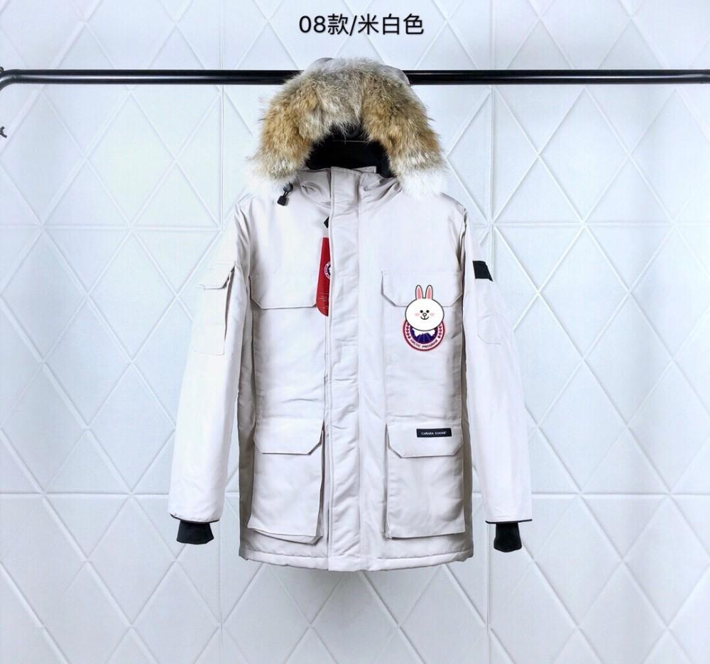 2019 Canada Man Goose New Arrival Sale Men Fur Coat Ca Goose Women