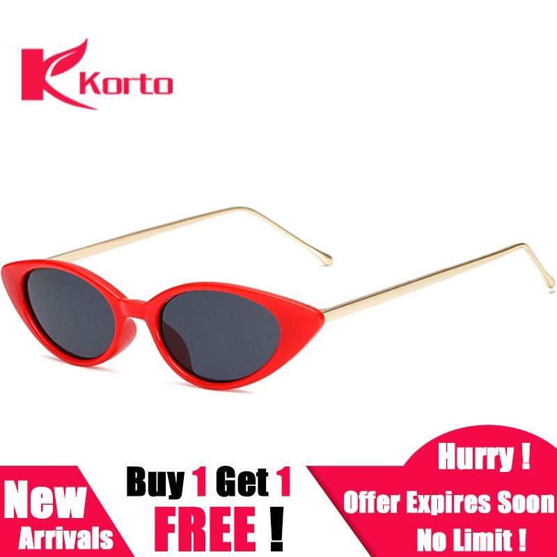 cfdd94c685 Trending Products 2019 Small Women Cat Eye Glasses Men Oval Sunglasses  Fashion Gigi Hadid Round Zonnebril Dames Cute Girl Shades Cool Sunglasses  Custom ...