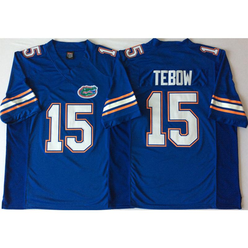 new products 7e50a d80ba Mens Florida Gators Tim Tebow Stitched Name&Number American College  Football Jersey Size S-3XL