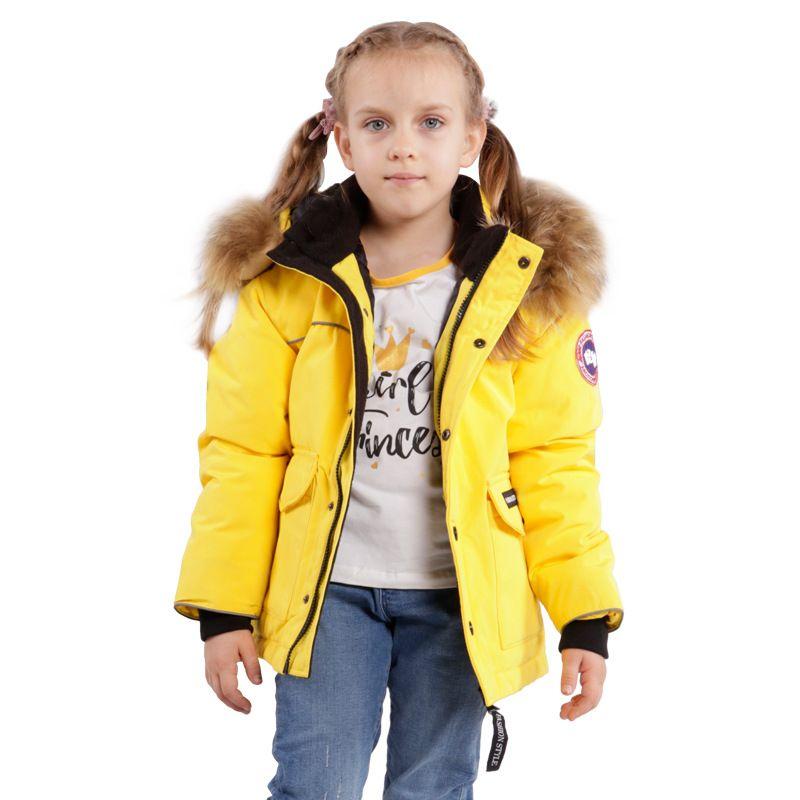 f2d8e52b075d Hot Sale Cute Kids Packable Down Coats 3 7 T Kids 90% White Duck Down Coats  Boys   Girls Thicken Warm Hooded Winter Outerwear Down Jacket Girls Down  Coats ...