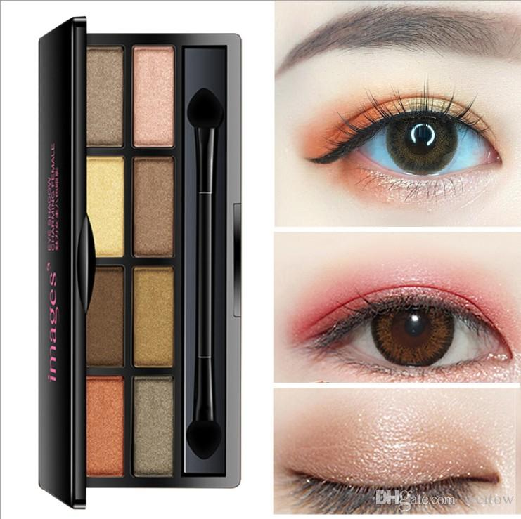 Best Pro Eyeshadow Palette Matte Professional Nudes Warm Natural
