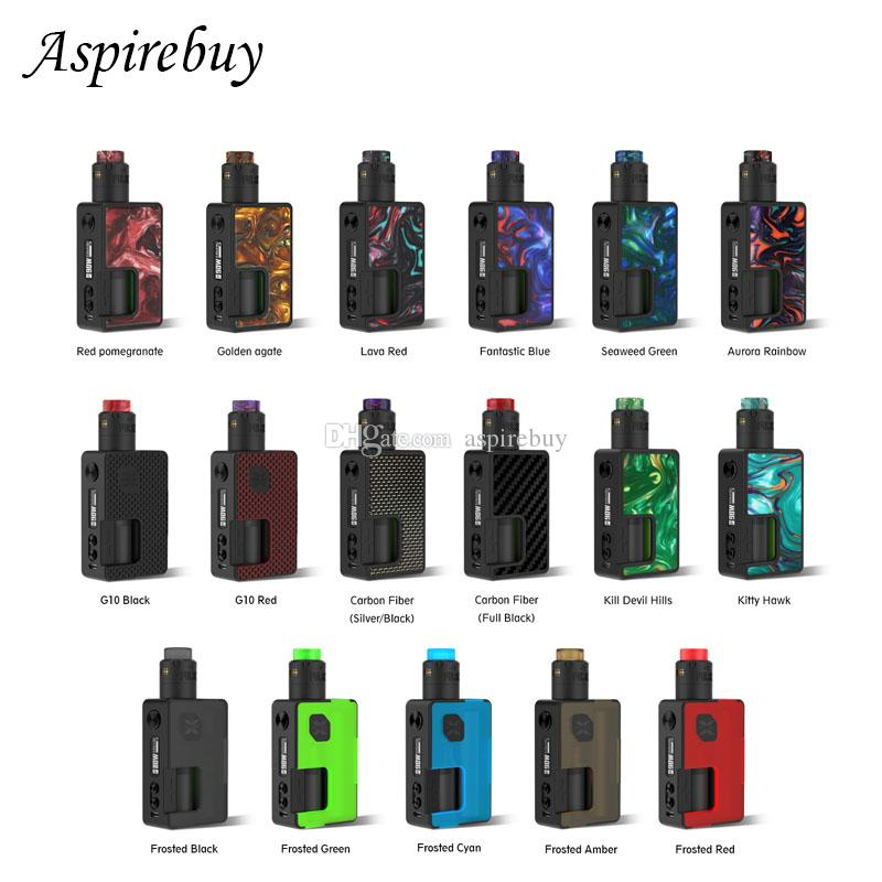 Vandy Vape Pulse X Squonk Kit Special Edition Pulse X Mod with Pulse V2 RDA  New Edition of Squonk X Kit 90W Maximum Power 100% Original