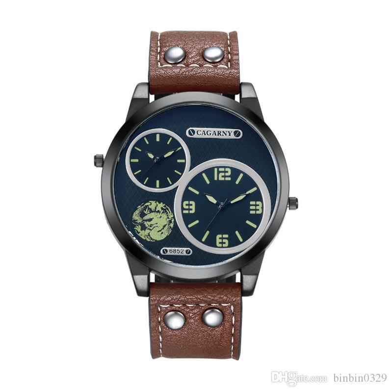 281aeb244cf4 Cargany produce relojes de pulsera de alta calidad desde 2001. Nuestros  equipos internos de diseño y producción nos ayudan a garantizar un estricto  control ...