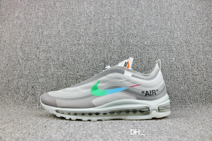 online store 5c5b0 01a27 Besr Quality 97 OFF Triple Black All White Maxes Running Shoes Vapors 270  Men and Women Sport Shoes Runner Trainers