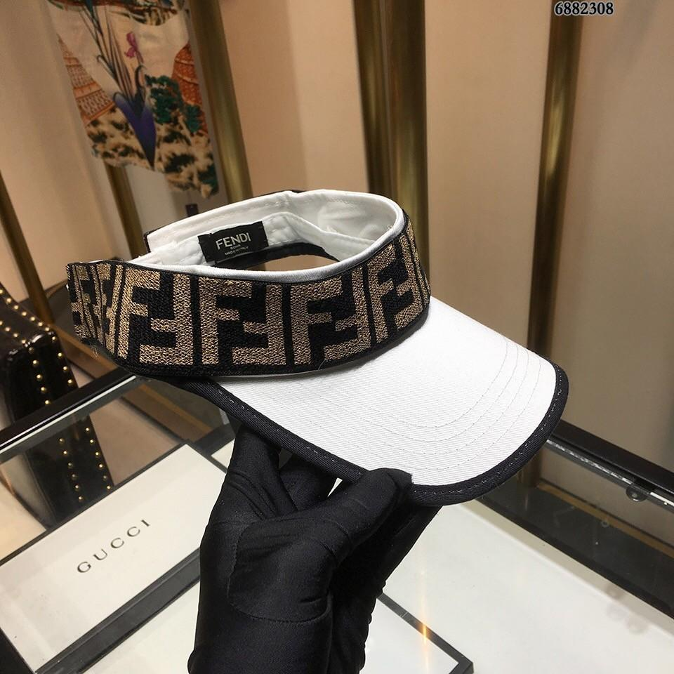 Fen 2019 empty top hat, summer must-have items, because it is really good to take, summer with cool summer style really super literary fan
