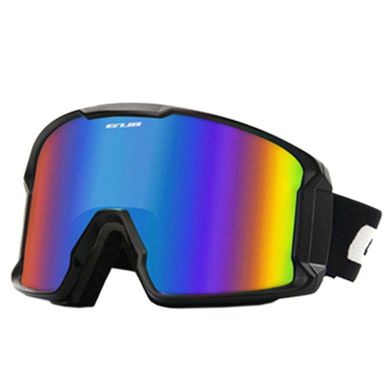 57b21cd43cf GUB S8000 Ski Goggles Adult Double-layer Anti-fog Men And Women ...