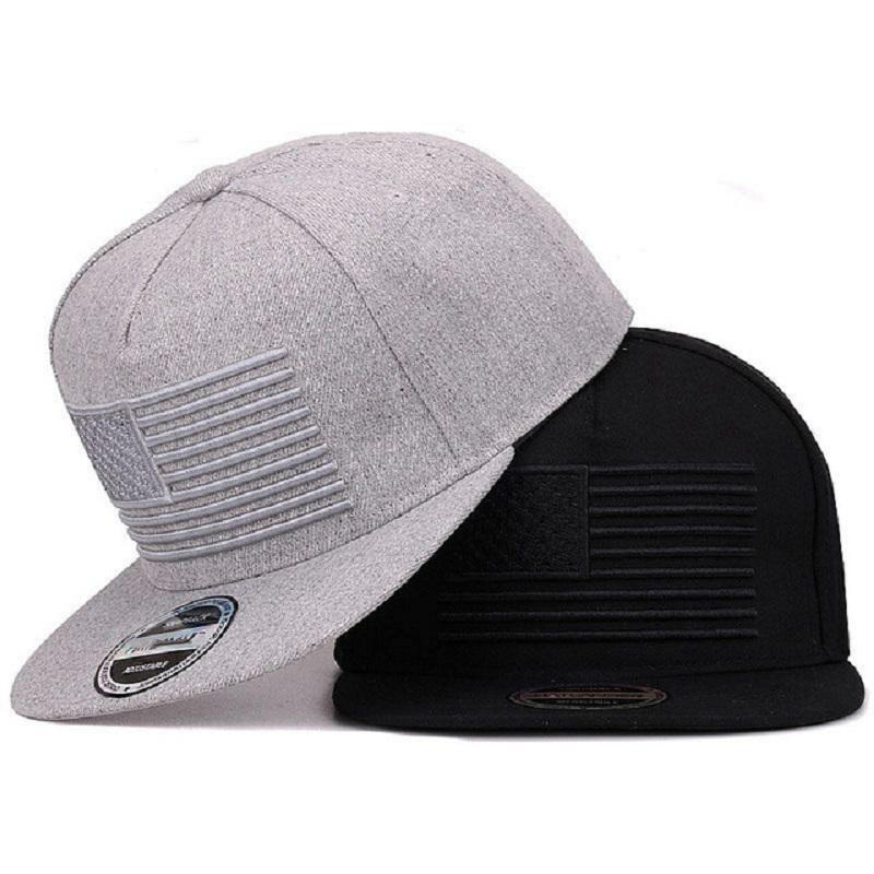 189b54db84f Raised Flag Embroidery Caps Cool Flat Bill Baseball Cap Mens Gorras  Snapbacks 3D Flag Hat Outdoor Hip Hop Snapback Caps Cheap DHL FREE Mens Hats  Baseball ...
