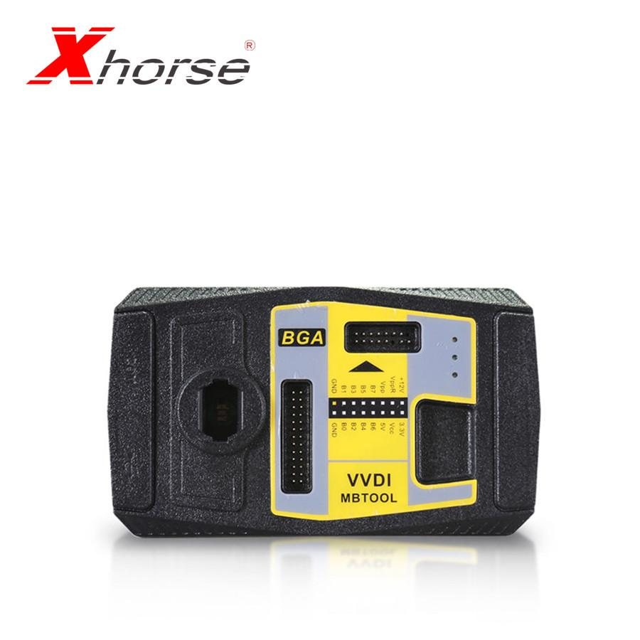 Xhorse VVDI MB BGA TooL For Benz Key Programmer with BGA Calculator Function BGA Tool V4.1.0 for Customer Bought Condor Cutter