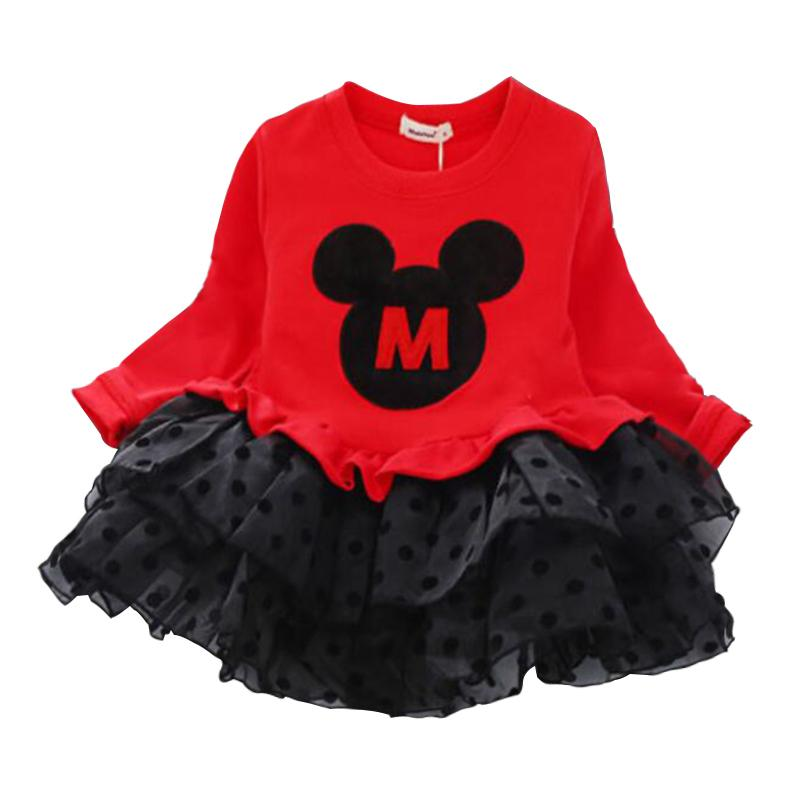 5c455cb29fe6 2019 Toddler Girl Fancy Tutu Dress Baby Kids Princess Clothes Party Dresses  For Girls Autumn Winter Long Sleeve Children Clothing From Usefully19, ...