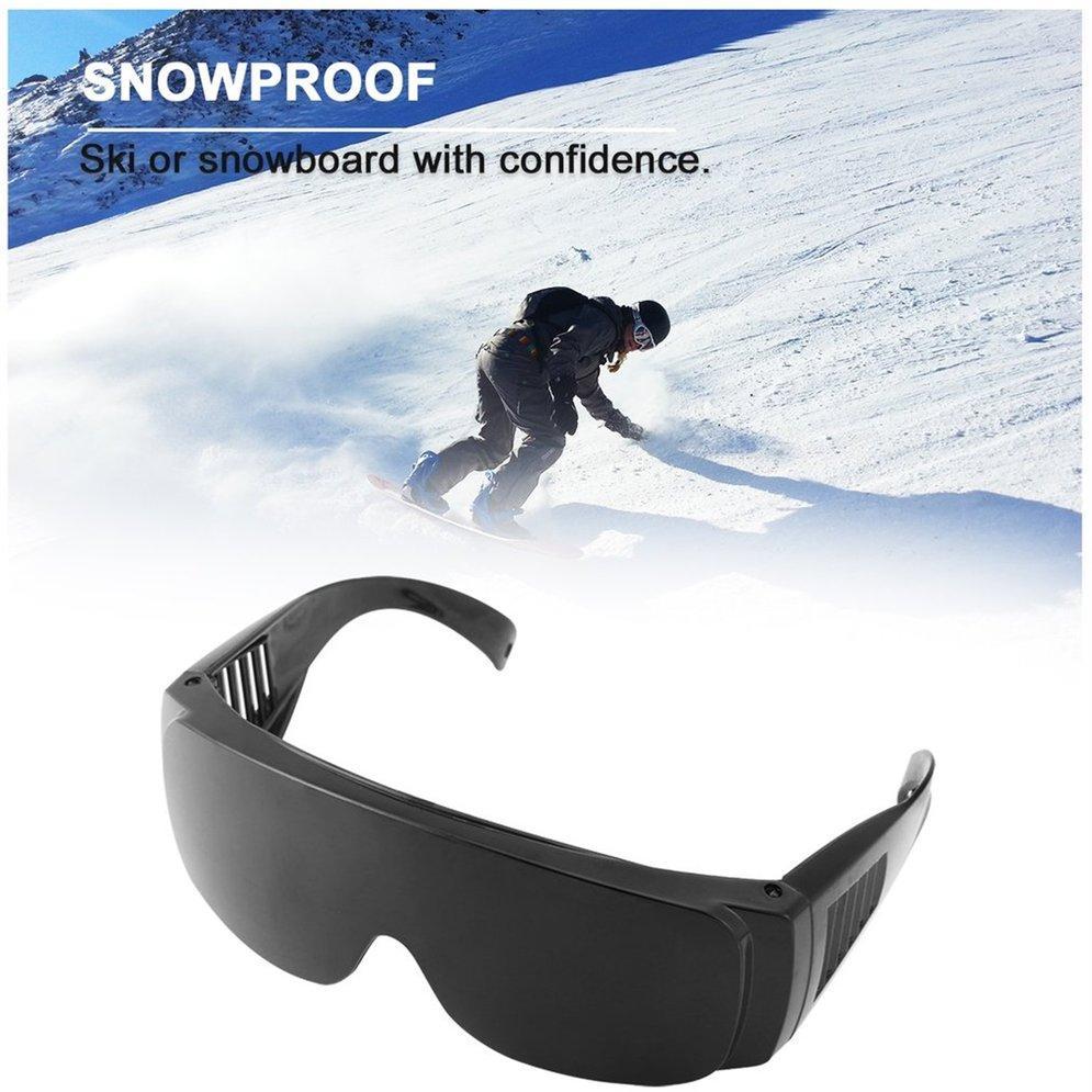 e65e238f55 Compre Ojo De Seguridad Gafas Protectoras A Prueba De Polvo Soldadura Gafas  De Seguridad OPT / E Light / IPL / Photon Beauty Instrument Gafas Láser  Rojas A ...