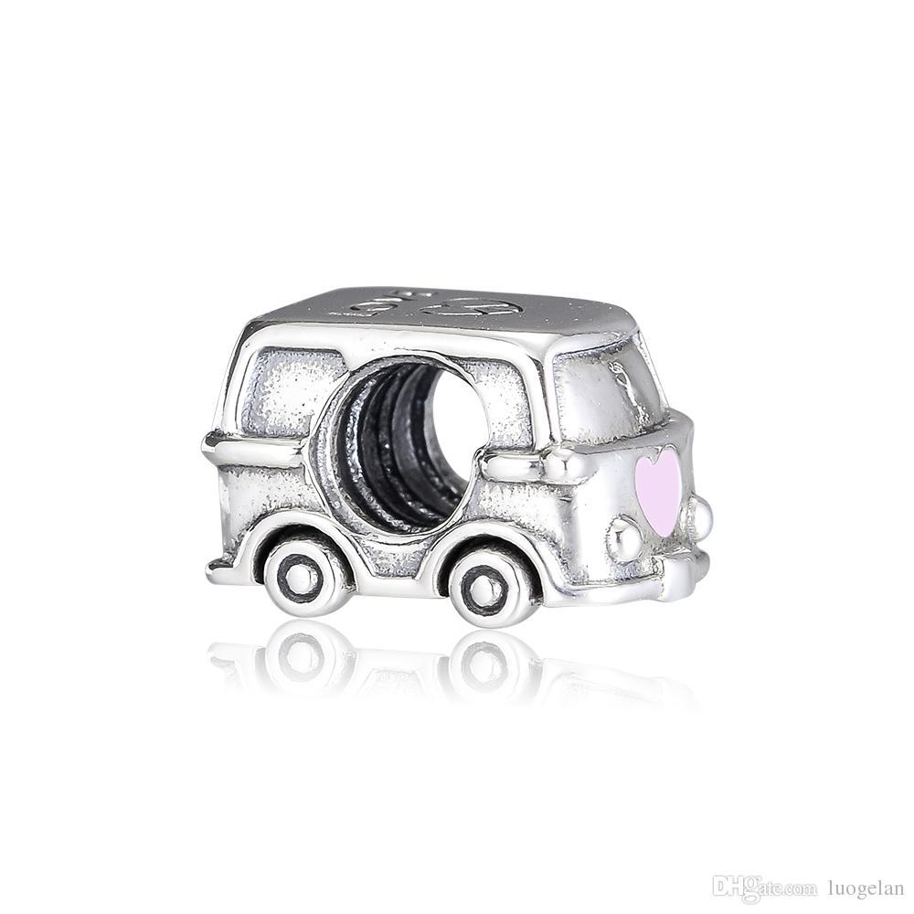 charms pandora camping car