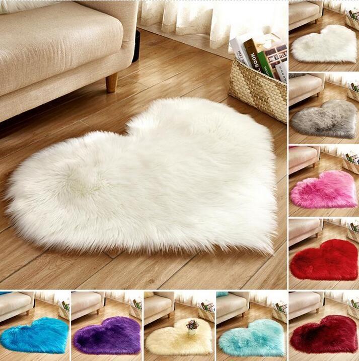 697510e6d47 Shaggy Carpet For Living Room Home Warm Plush Floor Rugs Fluffy Mats Kids  Room Faux Fur Area Rug Living Room Mats Silky Rugs Carpet Installation  Price Cheap ...