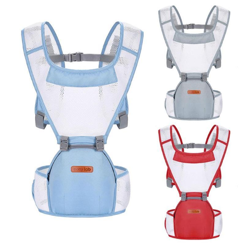 Backpacks For Baby LAB Ergonomic Baby Carrier Hipseat Prevent O-Type Legs Sling Backpacks 20Kg Ergonomic Carriers Kid Sling
