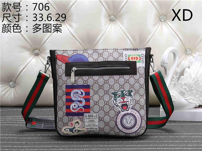 4160241a005424 Best selling women's handbag Messenger bag fashion handbag shoulder bag new  men's wallet pockets high quality leather 113