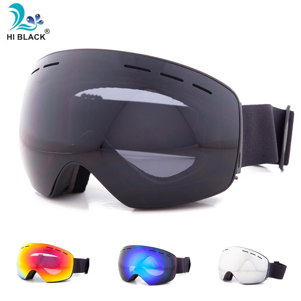 1ec00939f29a 2019 Anti Fog Ski Goggles Spherical Frameless Ski Snowboard Snow Goggles  100% UV400 Protection Anti Slip Strap For Men Women From Booket