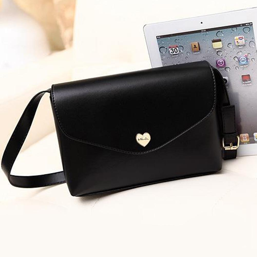 Fashion Women Clutches Sweet Women Messenger Bags Female Crossbody Shoulder Bags Small PU Leather Handbags and Purse