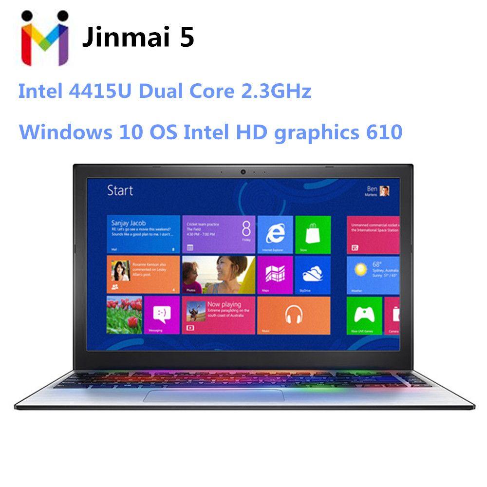 Cheap Mai Benben Jinmai 5 Laptop 13.3 Windows 10 Intel 4415U Dual