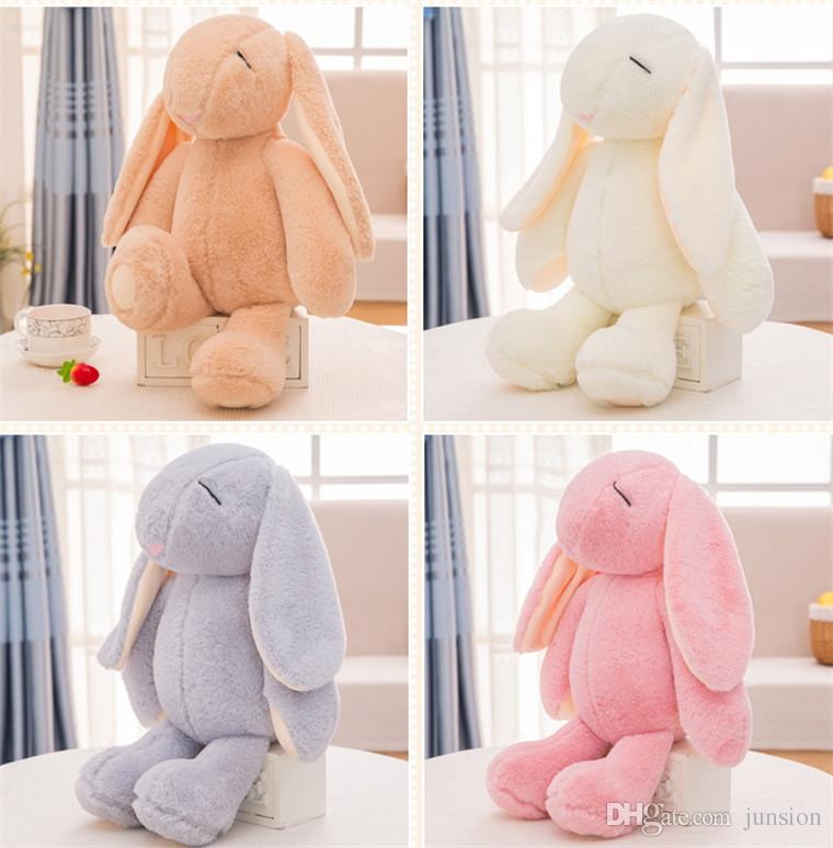 Drop Shipping Bunny Rabbit Plush Toy Rabbit Cute Stuffed Baby Boys Girls  Toys Kids Gifts Fast Shipping Good Gifts Hot Sale Kids Toys Online with ... 5a2769328b730