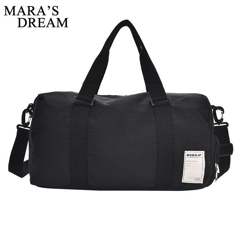 4c95044b509c Mara S Dream Unisex Travel Bag New Waterproof Large Capacity Canvas Women  Bag Multifunction Casual Men And Women Travel Duffle Garment Bags From  Jadavu