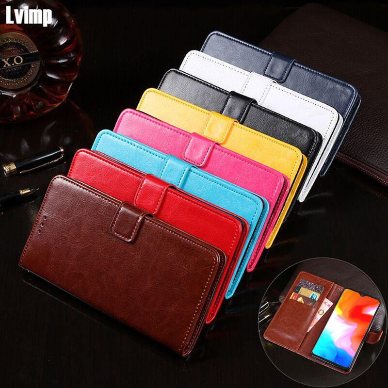 efe3b01cfe4 OnePlus 6T 6 Six Case Luxury Flip PU Leather Wallet Case For One Plus 6 1+6  One Plus 6T 1+6t A6013 Protective Phone Bags Cover Buy Cell Phones Cell  Phone ...