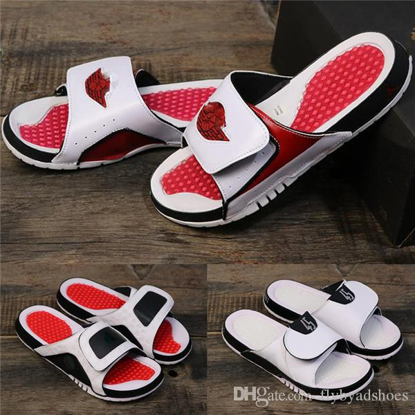 pick up 8b425 bbff0 Concord 11 designer sandals for Mens 13 slides HYDRO 2 Summer Flat Thick  Luxury Shoes women Beach Slipper Flip Flop size 36-46
