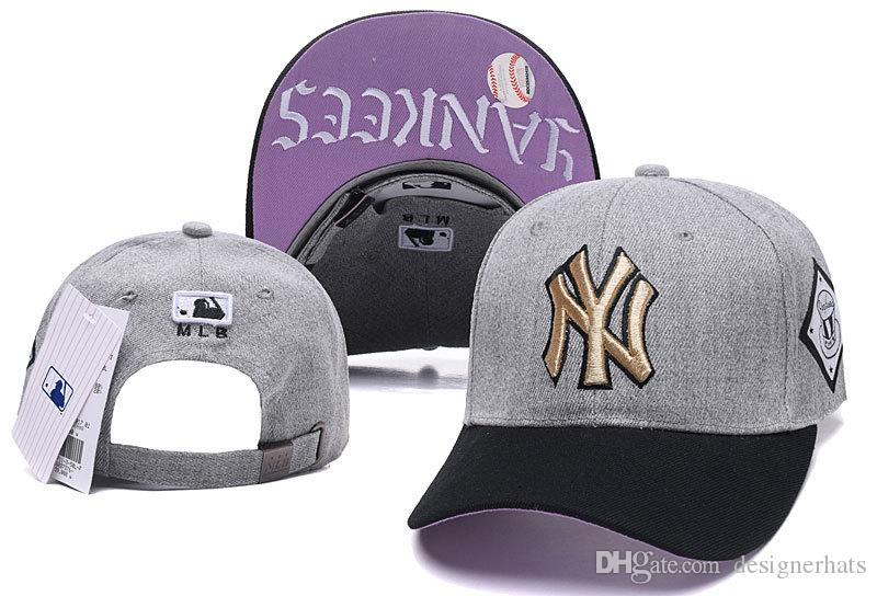 e936f5c0e Designer Luxury Hat Brand 2018 New Korean Embroidery Letter N Baseball Cap  Men And Women Bent Eaves Dome Cap Leisure Shades Hip Hop Hat Mesh Hats  Superman ...