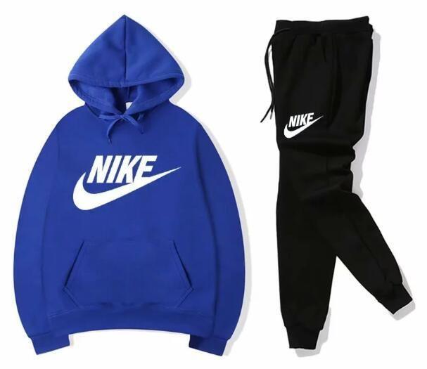 68730359 NIKE 2019 Tracksuit Men Sweat Suits Spring Autumn Brand Mens Jogger Suits  Jacket + Pants Sets Sporting Men Suit Hip Hop Sets High Qua