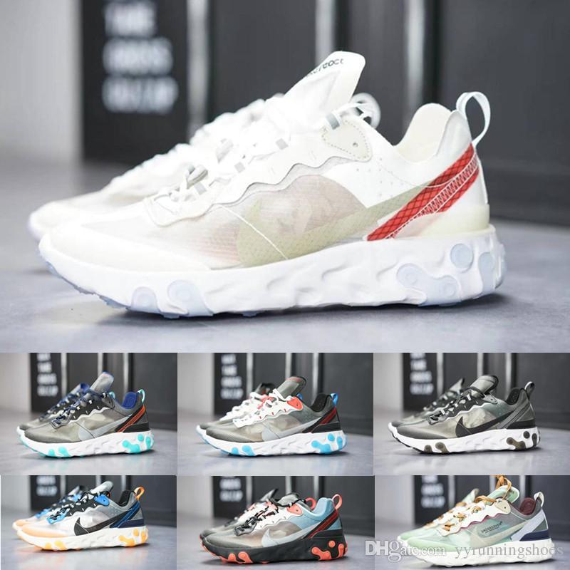 best loved pick up good texture Acheter Nike Air Epic React Element 87 2019 Designer Air React ...