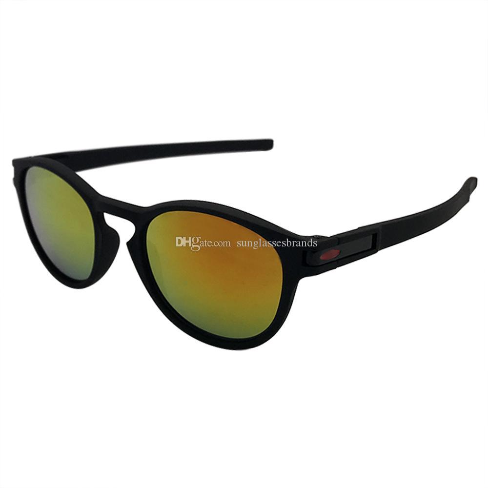 01edde424d Designer Sunglasses Luxury Fashion Sports Brand Glasses CUSTOM SUNGLASSES  9265 Matte Black  Ruby Mirror Lens OK147 Cheap Designer Sunglasses  Sunglasses From ...