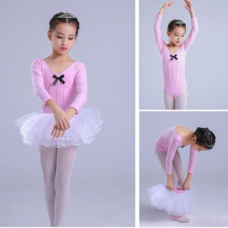 3856e1713 2019 Professional Ballet Dance Outfits Children Dance Costumes Kids ...