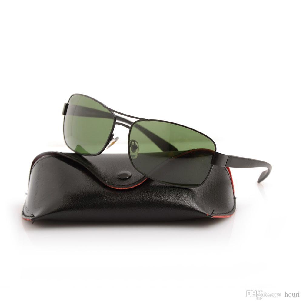 dbb675adada New Luxury Sun Glasses Brand Designer Sun Glasses Womens Sunglasses 3379  Glass Lens Mens Sunglasses Fashion Unisex Glasses Come With Boxs Glasses  For Men ...