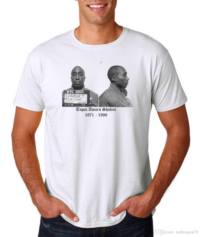 1cc0a93e3f Compre Camiseta Tupac Shakur Mug Shot A  10.86 Del Mrbronson79 ...